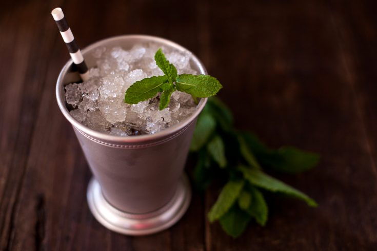 Mint Julep Recipe will Make You Think You're at the Kentucky Derby!