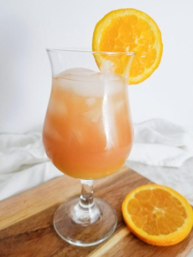 orange slices for orange cocktail