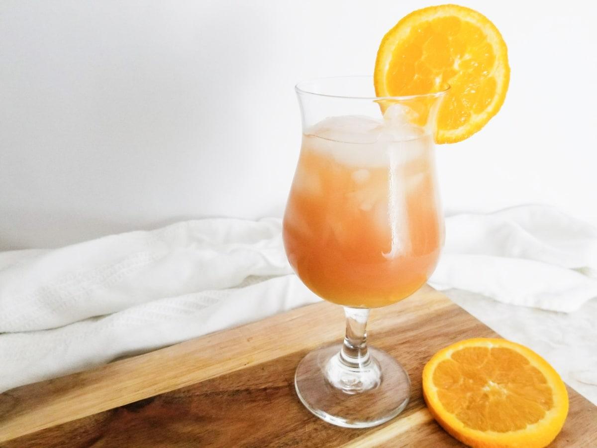 Orange Punch Cocktail Recipe | Orange Cocktails | Cocktails with Vodka | Vodka Cocktails | Spiked Punch Recipe | Recipe for Orange Punch | Cocktails | Strong Cocktail | #cocktail #orangepunch #spikedpunch #vodka #triplesec