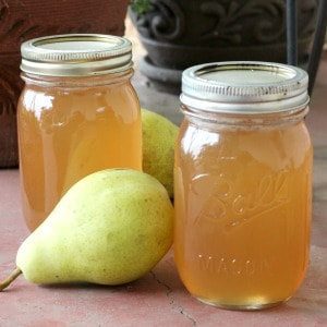 Delicious Jelly Recipes For Your Cheese Board - Pear Jelly Recipe