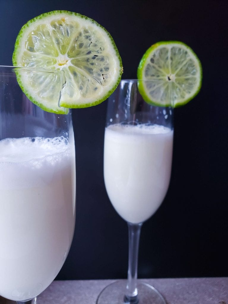 Creamy Margarita Cocktail Recipe - a refreshing variation on the traditional margarita