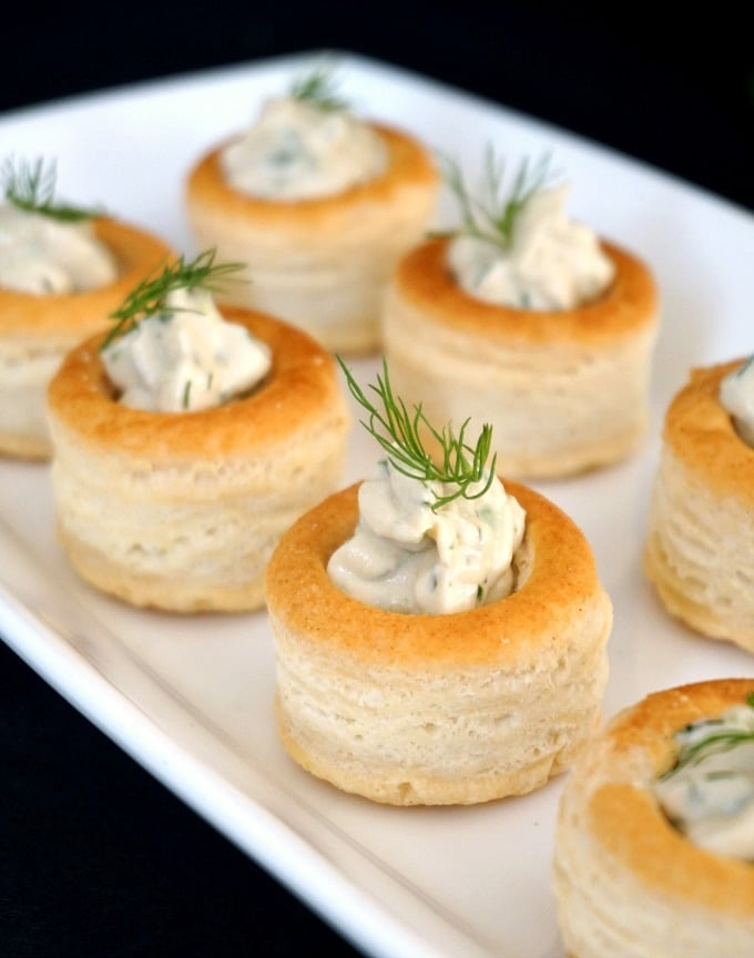 Homemade Smoked Salmon Pate Appetizers - Smoked Salmon Appetizers for Your Next Wine Tasting Party
