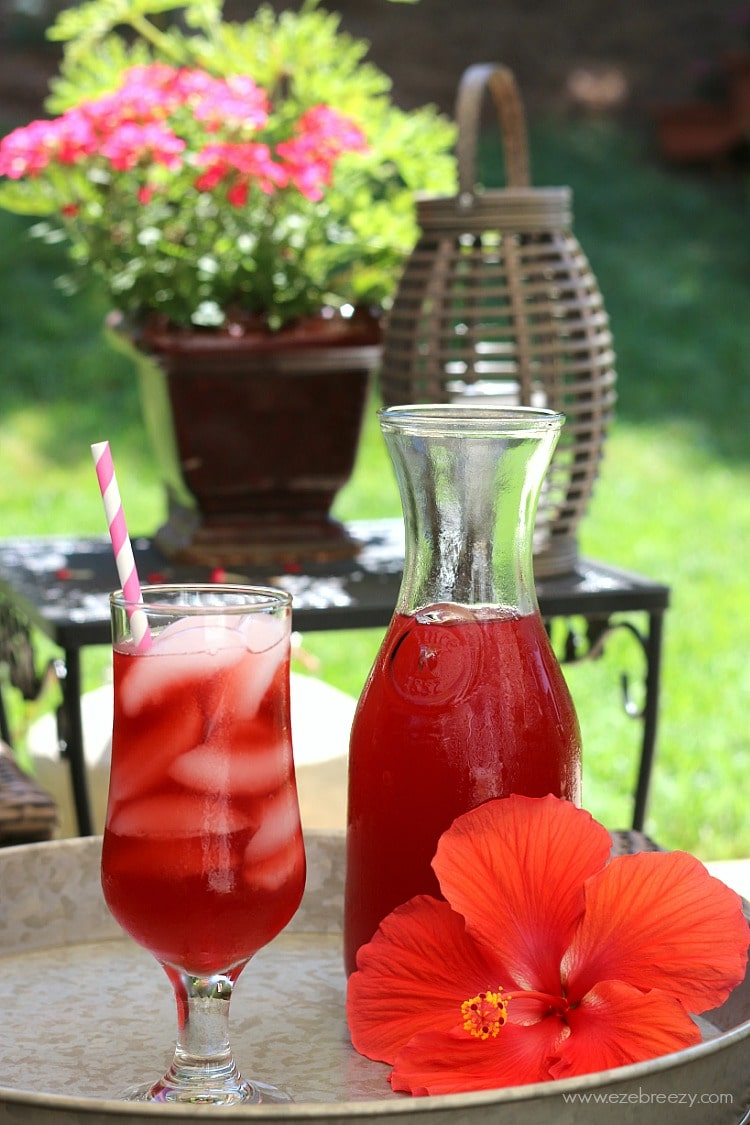 Spiked Wild Berry Lemonade