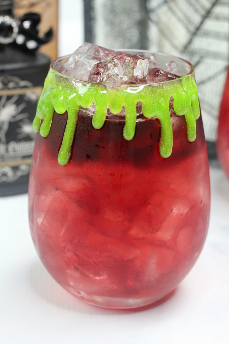 Witches' Blood Cocktail